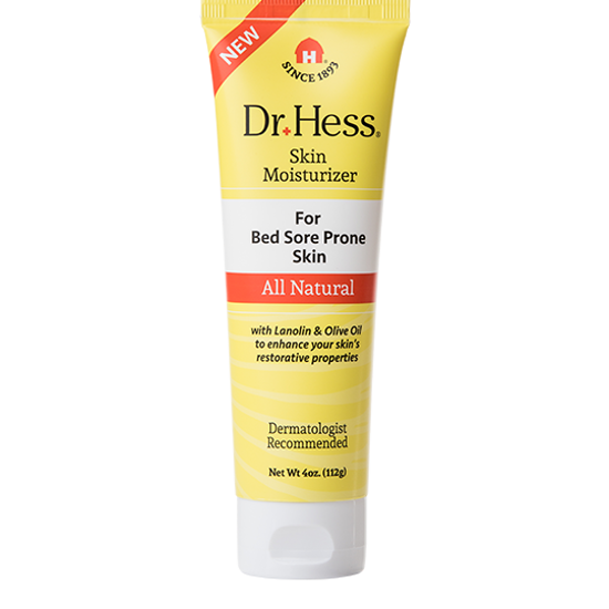 Picture of Dr Hess Skin Moisturizer For Bed Sore Prone Skin