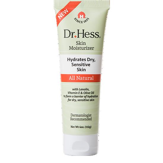 Picture of Dr Hess Skin Moisturizer For Sensitive Skin