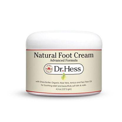 Dr Hess Advanced Formula Natural Foot Cream